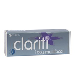 Clarity 1 Day Multifocal