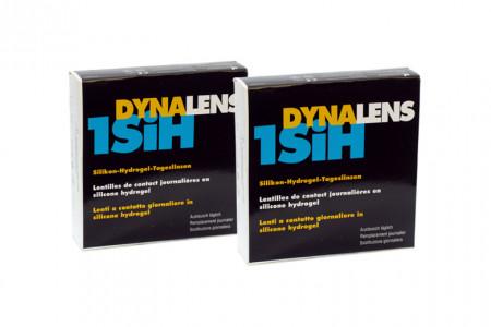 Dynalens 1 SiH 2 x 90 Tageslinsen Sparpaket 3 Monate