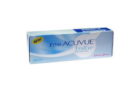 1-Day Acuvue TruEye 30 Tageslinsen