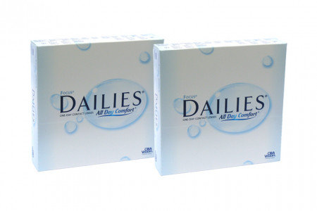 Dailies All Day Comfort 2x90 Tageslinsen Sparpaket 3 Monate