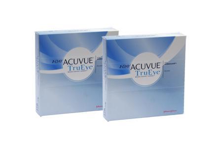 1-Day Acuvue TruEye, Sparpaket 3 Monate 2x90 Stück
