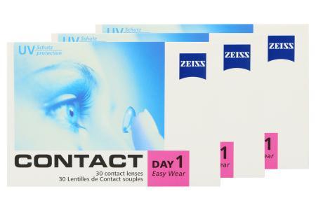 Zeiss Contact DAY 1, 90 Stück