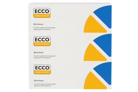 ECCO change one day UV, 90 Stück
