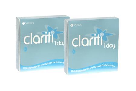 Clariti 1 day 2x90 Tageslinsen Sparpaket 3 Monate