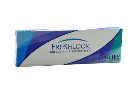 Dailies FreshLook Colors One-Day, 10 Stück