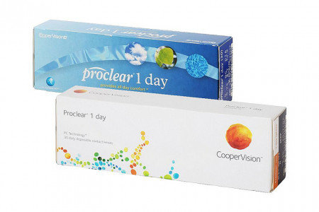 Proclear 1 day 30 Tageslinsen