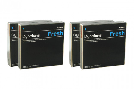 Dynalens 1 Fresh, Sparpaket 6 Monate 2x180 Stück