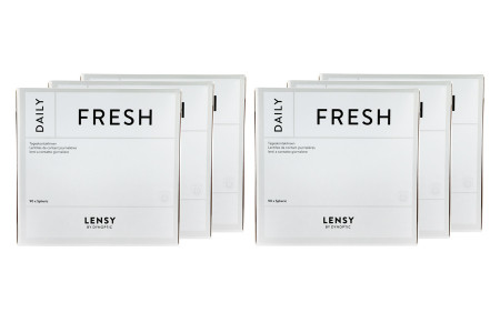 Dynalens 1 Fresh, Sparpaket 9 Monate 6 x 90 Stück