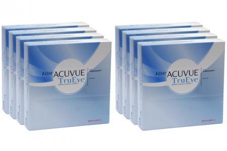 1-Day Acuvue TruEye, Sparpaket 12 Monate 2x360 Stück