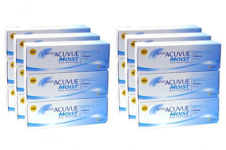 1-Day Acuvue Moist for Astigmatism, Sparpaket 9 Monate