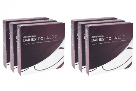 Dailies Total 1 2x270 Tageslinsen Sparpaket 9 Monate