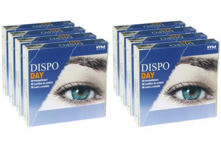 Dispo Day, Sparpaket 12 Monate 2x360 Stück