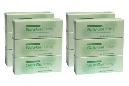 Safe-Gel One Day, Sparpaket 6 Monate 2x180 Stück