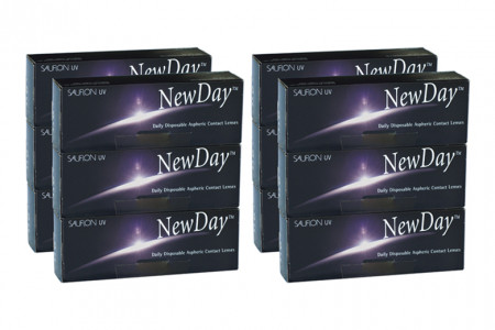 UV New Day, Sparpaket 6 Monate 2x180 Stück