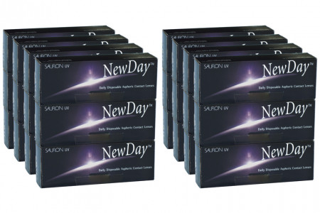 UV New Day, Sparpaket 12 Monate 2x360 Stück