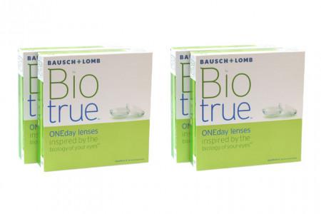 Biotrue One day 2x180 Tageslinsen Sparpaket 6 Monate
