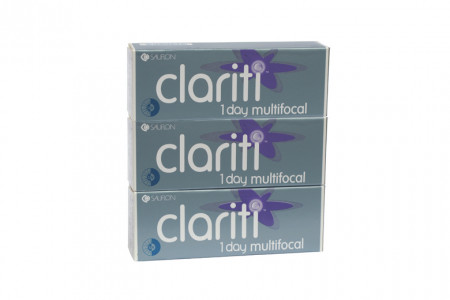 Clariti 1 day multifocal, 90 Stück