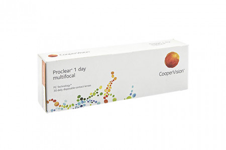 Proclear 1 day multifocal, 30 Stück
