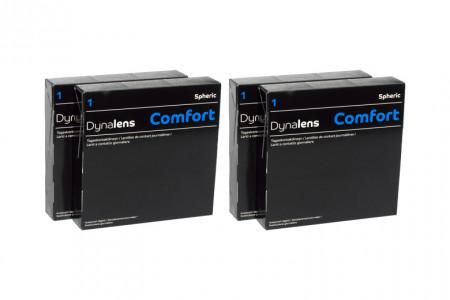 Dynalens 1 Comfort 4 x 90 Tageslinsen Sparpaket 6 Monate