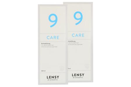 Lensy Care 9 2x360ml