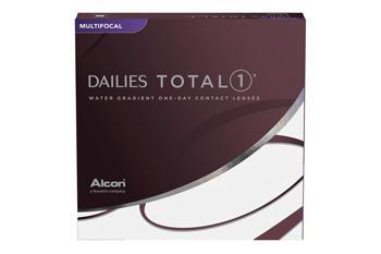 Dailies Total 1 Multifocal 90 Tageslinsen
