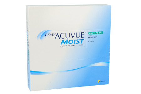1-Day Acuvue Moist Multifocal, 90 Stück Kontaktlinsen von Johnson & Johnson