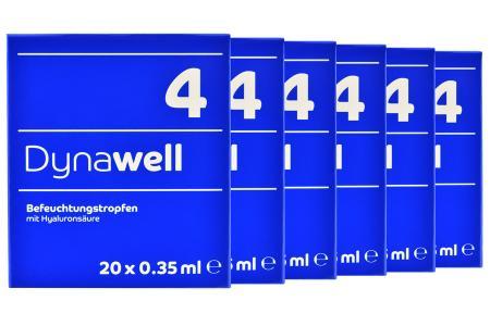 Dynawell 4 6x20x0.33ml Monodosen