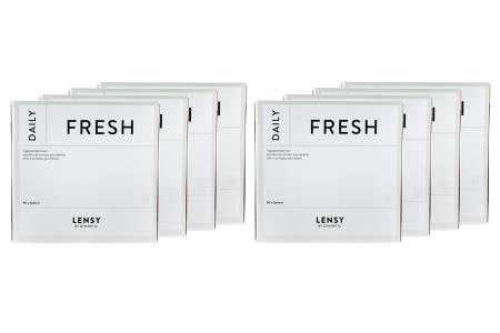 Lensy Daily Fresh Spheric 2x360 Tageslinsen Sparpaket 12 Monate