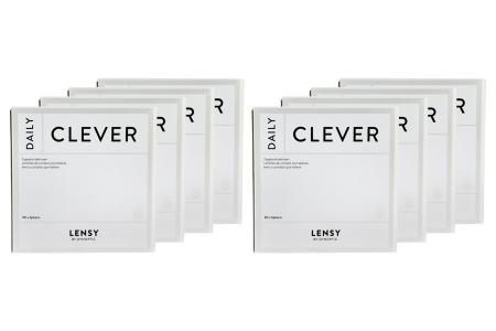 Lensy Daily Clever Spheric 2x360 Tageslinsen Sparpaket 12 Monate
