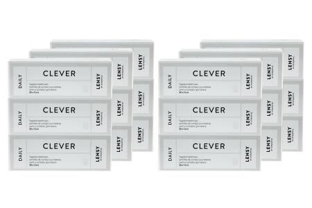 Lensy Daily Clever Toric 6 x 90 Tageslinsen Sparpaket 9 Monate