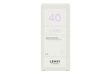 Lensy Care 40 1x10ml Augentropfen