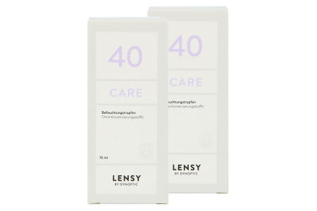 Lensy Care 40 2x10ml