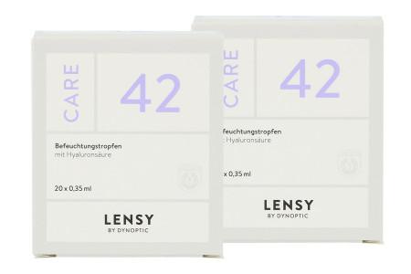 LensyCare 42 2x 20x0.35ml Monodosen