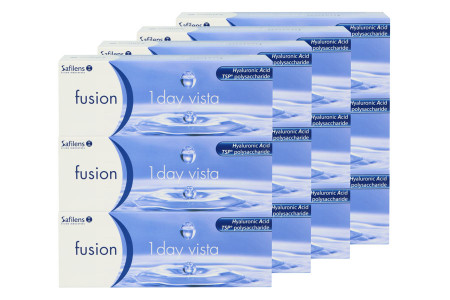 Fusion 1 Day Vista 2x180 Tageslinsen Sparpaket 6 Monate