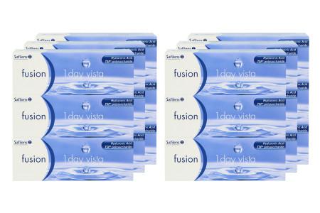 Fusion 1 Day Vista Kontaktlinsen von Conil, Sparpaket 9 Monate 2x 270 Stück