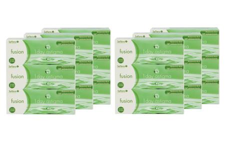 Fusion 1 Day Astigma Kontaktlinsen von Conil, Sparpaket 9 Monate 2x 270 Stück