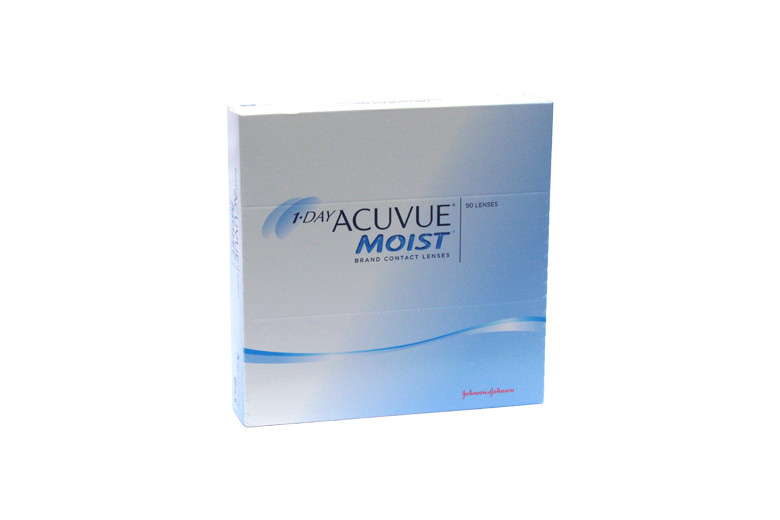 Image of 1-Day Acuvue Moist, 90 Stück