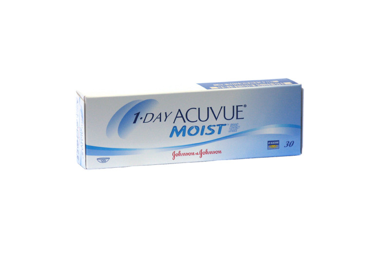 Image of 1-Day Acuvue Moist, 30 Stück