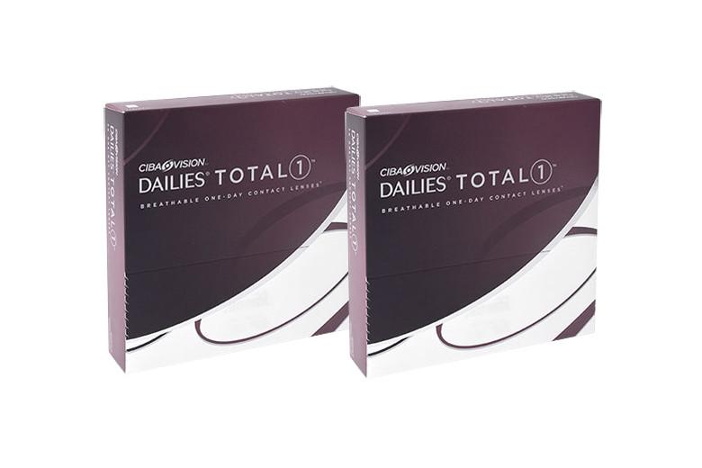 Dailies Total 1, Sparpaket 3 Monate 2x90 Stück