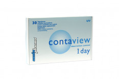 Contaview aberration control 1day UV, 30 Stück
