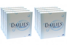 Dailies All Day Comfort 8 x 90 Tageslinsen Sparpaket 12 Monate