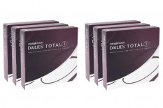 Dailies Total 1 6 x 90 Tageslinsen Sparpaket 9 Monate