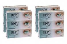Dispo+ plus Toric 4 x 90 Tageslinsen Sparpaket 6 Monate