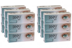 Dispo+ plus Toric 6 x 90 Tageslinsen Sparpaket 9 Monate