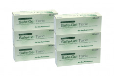 Safe-Gel One Day Toric, Sparpaket 3 Monate 2x90 Stück