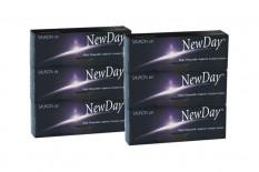 Sauflon UV New Day, Sparpaket 3 Monate 2x90 Stück