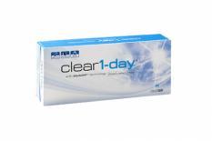 Clear 1-day, 30 Stück