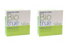 Biotrue One day 2 x 90 Tageslinsen Sparpaket 3 Monate