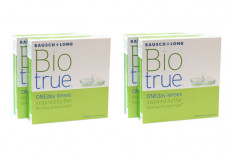Biotrue One day 4 x 90 Tageslinsen Sparpaket 6 Monate