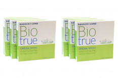 Biotrue One day 6 x 90 Tageslinsen Sparpaket 9 Monate